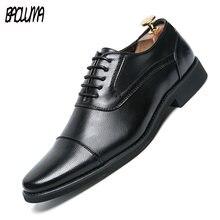 Neu Misalwa Stein Muster Männer Formale Schuhe Oxford Kleid