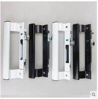 door handle lock for sliding door handle steel door handle aluminum alloy door lock