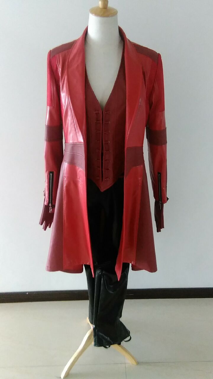 Online Buy Wholesale scarlet witch cosplay from China scarlet ...