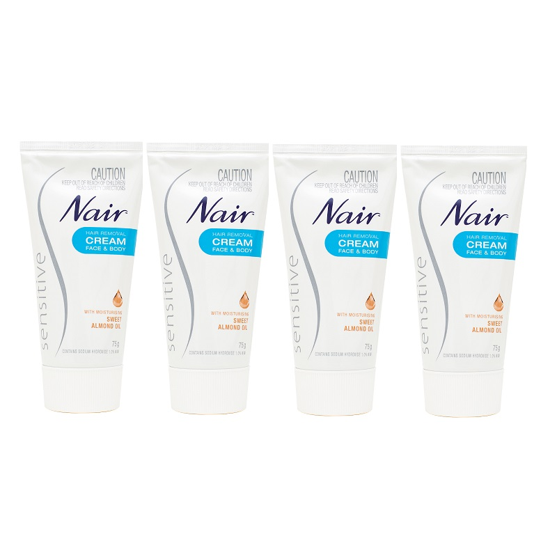 Wholesale 4pcs Australia Nair Hair Removal Cream Hair Remover
