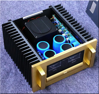 High end 400 Watt MOSFET Pure Power Amplifier Stereo HiFi Amp Perfect Inspired By E305 Circuit