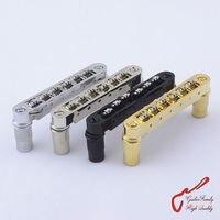 High Quality Roller Saddle Tune O Matic Electric Guitar Bridge For Epi Standard SG DOT Custom