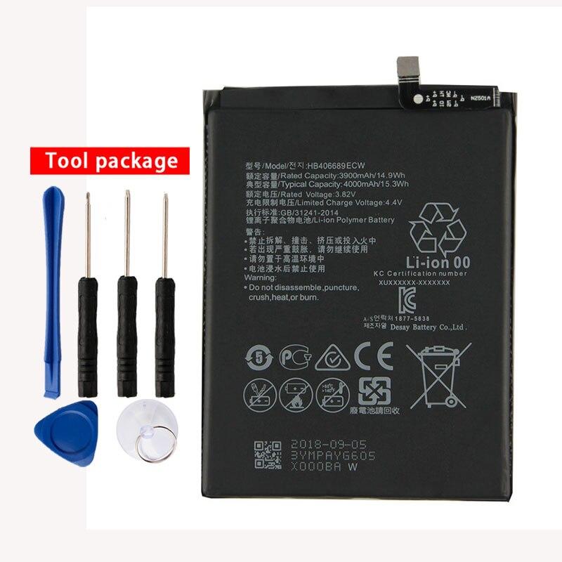 Originale Y7 Prime batteria del telefono Per Huawei TRT-L53 TRT-L21A TRT-AL00 TL10A Y7 TRT-LX1/LX2/LX23 Godere 7 plus HB406689ECWOriginale Y7 Prime batteria del telefono Per Huawei TRT-L53 TRT-L21A TRT-AL00 TL10A Y7 TRT-LX1/LX2/LX23 Godere 7 plus HB406689ECW