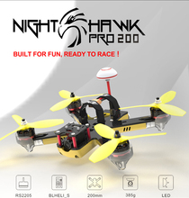 Free shipping EMAX Nighthawk Pro 200 PNP FPV Traversing and Race Drone Quadcopter