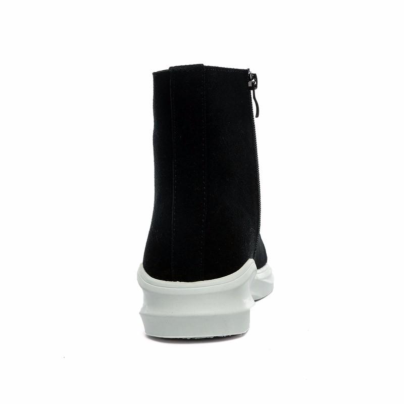 men footwear hot sale2016 shoes luxury brand espadrilles designer high top driving warm moccasins fur casual flats shoes for men (3)