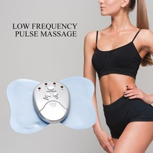 Low Frequency Pulse Massager Butterfly Massage Paste Weight Loss Body Slimming Physiotherapy