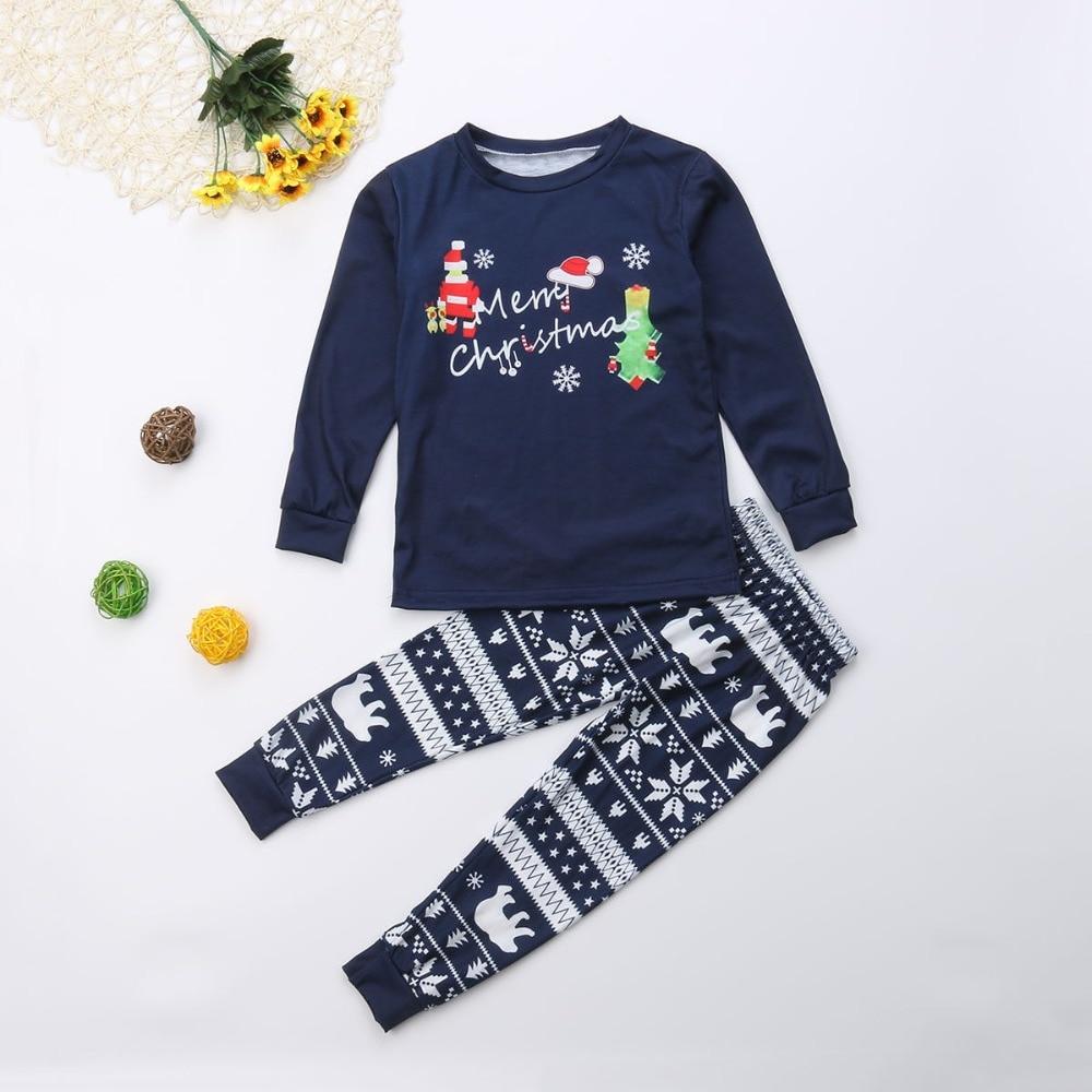 Parent-child-Family-Matching-Christmas-Pajamas-Set-Men-Women-Baby-Kids-Sleepwear-Nightwear (3)