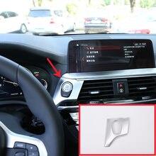 1 шт Автомобильная abs матовая кнопка запуска двигателя аксессуары