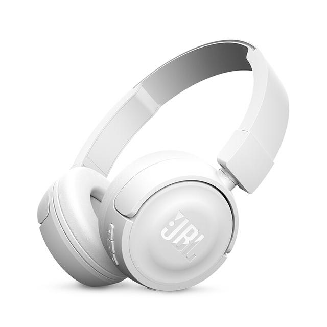 JBL T450BT Wireless Bluetooth Headphones Flat-foldable on-Ear Headset with Mic Noise Canceling Earphone Call & Music Controls