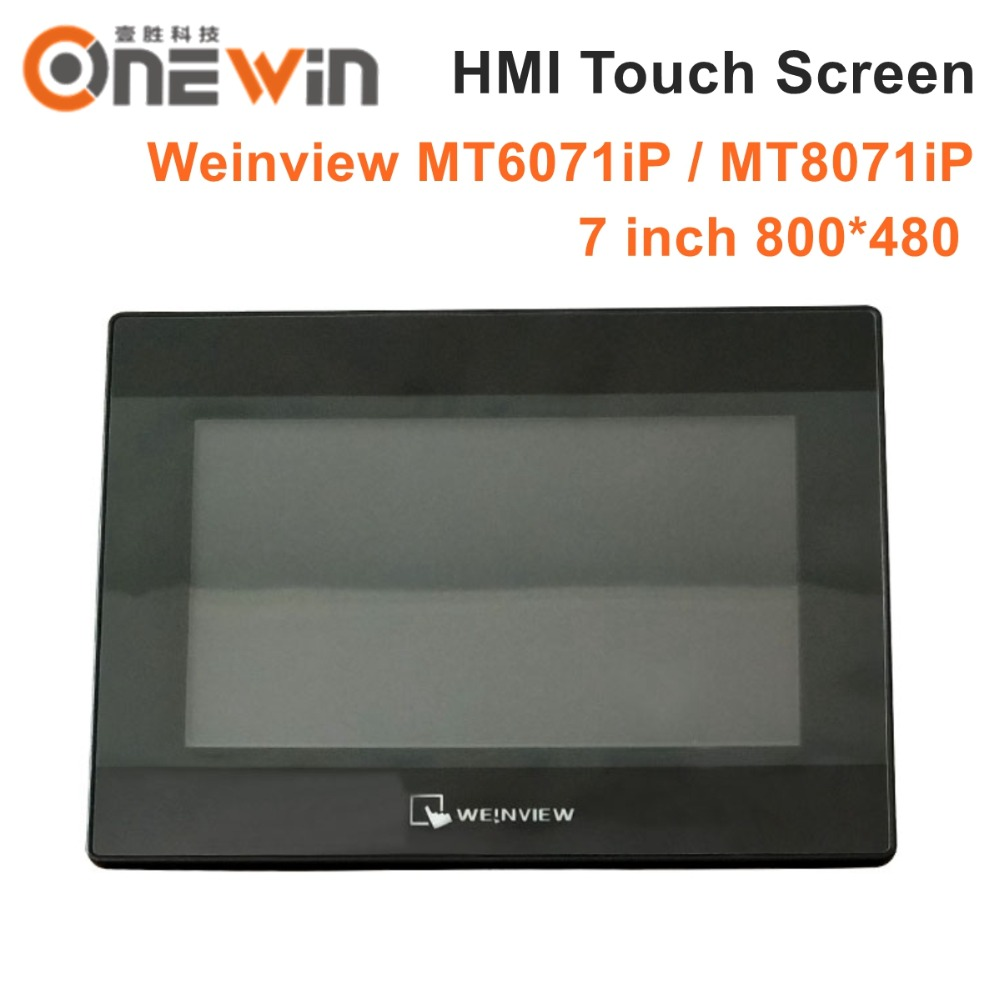 WEINVIEW/ MT6071iP MT8071iP HMI Touch Screen 7 inch  800*480 USB Ethernet new Human Machine Interface replace MT6070iH5 MT6070iHWEINVIEW/ MT6071iP MT8071iP HMI Touch Screen 7 inch  800*480 USB Ethernet new Human Machine Interface replace MT6070iH5 MT6070iH