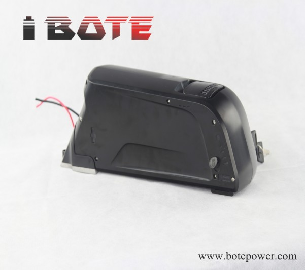 48 V batterie type de dauphin 14ah 48 V lithium batterie 18650 batterie akku pour vélo électrique kit - 2