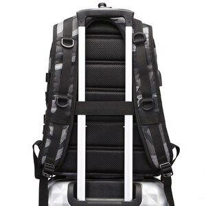 Image 4 - Военный тактический рюкзак, мужской, для активного отдыха, штурмовый рюкзак, для ноутбука 17 15,6, водонепроницаемый, армейский рюкзак