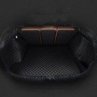 Автомобильный задний багажник коврик багажника автомобиля коврик для багажника byd s6 s7, Защитные чехлы для сидений, сшитые специально для roewe