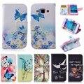 De luxo de alta qualidade carteira de couro telefone case para samsung galaxy j1 ace J2 J3 Pro J5 J7 2016 J110 J120 J510 J710 Tampa Articulada case