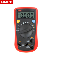 UNI T UT136A LCR Meter Analog Multitester Auto Range Data Hold DMM Digital Multimeters w/ Frequency Duty Cycle Test