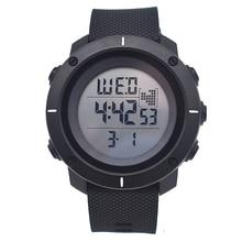 XFCS impermeable digital de muñeca automático relojes para hombres reloj running mens hombre reloj digitales digitais enerous ots sportswatch