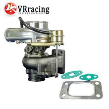 VR RACING WGT35 GT30 Turbine A R 63 Com A R 70 T3 flange v band