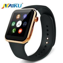 NAIKU Smartwatch A9 Bluetooth Smart uhr für Apple iPhone IOS Android Telefon relogio inteligente reloj Smartphone Uhr 2015 Neue