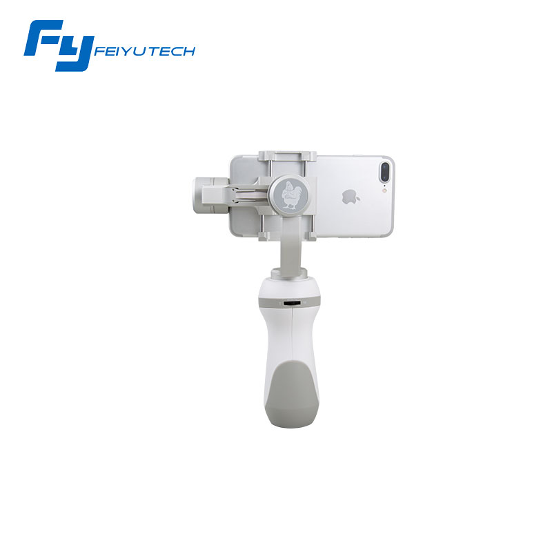 FY Vimble C 3 Axis Handheld font b Smartphone b font Gimbal Camera Stabilizer For iPhone