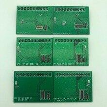 1 قطعة LCD تعمل باللمس محول الأرقام عرض اختبار لوحة اختبار ل iPhone 3D اللمس و LCD اختبار اللمس إصلاح الهاتف المحمول