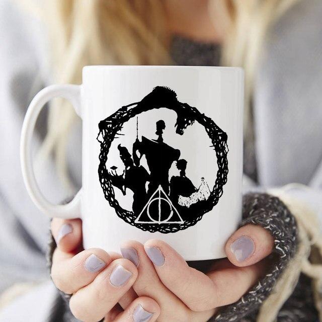 Deathly Hallows The Tale Of The Three Brothers Mug Hogwarts Mug
