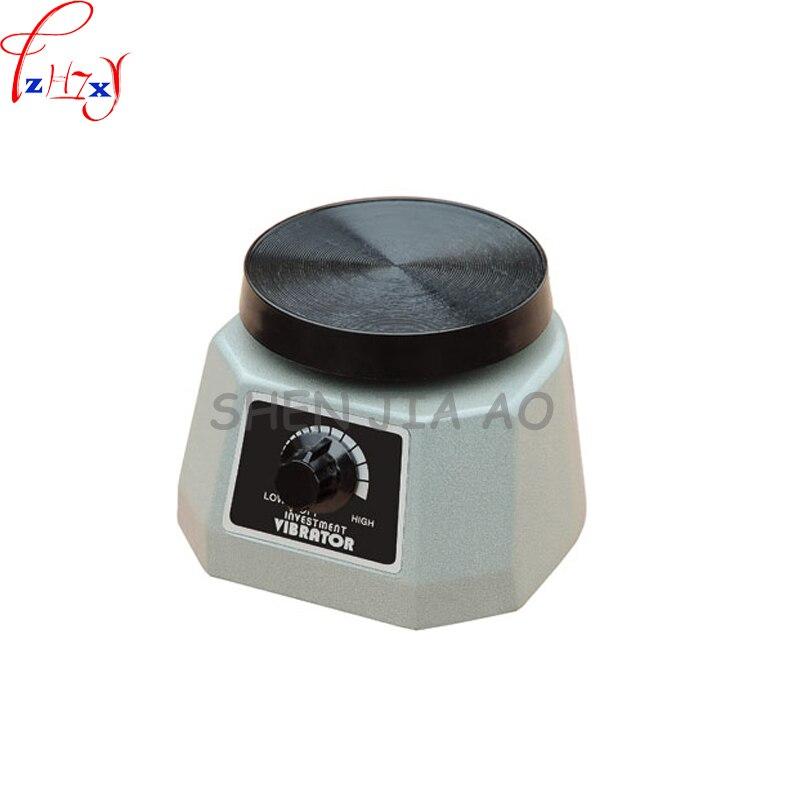 1pc JT-14 Dental Gypsum Oscillator 100W Disc Gypsum Oscillator Gypsum Vibrator Gray Small Circular 110/220V1pc JT-14 Dental Gypsum Oscillator 100W Disc Gypsum Oscillator Gypsum Vibrator Gray Small Circular 110/220V