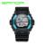 Novos esportes homens relógios de marca de Topo SANDA homem moda LED relógio de pulso eletrônico de 30 metros à prova d' água relógio digital de mergulho ao ar livre