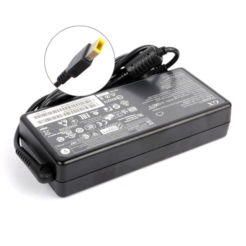 Prix pour 135 W Ordinateur Adaptateur secteur Pour Lenovo IdeaPad Z710 Thinkpad T440P T45OP ADL135NLC3A 20 V 6.75A Chargeur Portable Adaptateur