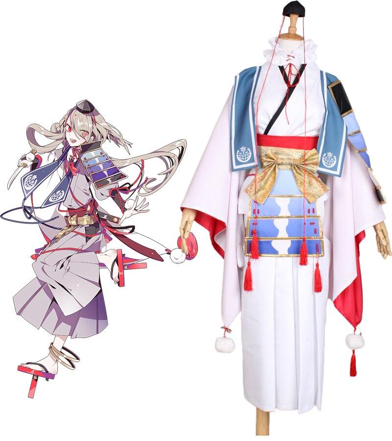 Touken Ranbu Imanotsurugi Cosplay Costume Tailor Made