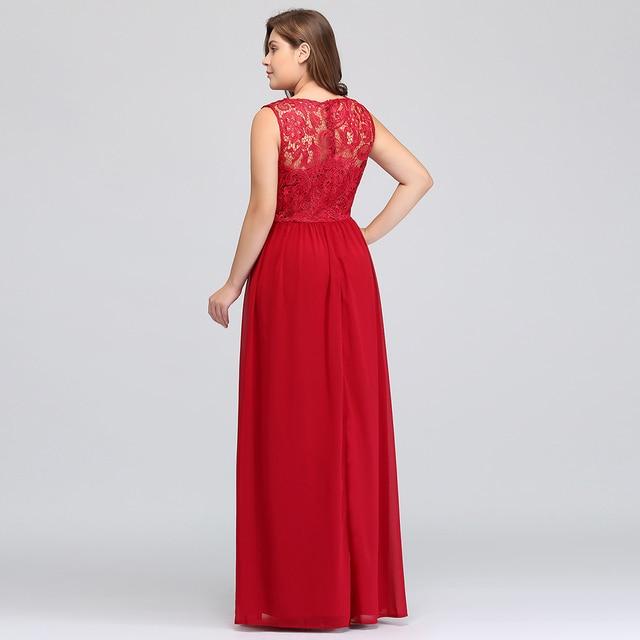 Online Shop vestidos de gala de noche Plus Size Evening Dresses ...
