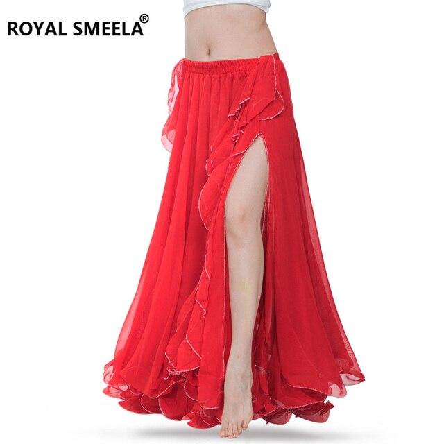 Haute qualité femmes mode danse du ventre jupes danse du ventre costume danse du ventre formation robe performance vêtements 6001