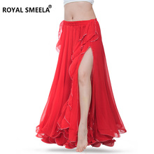 High quality Womens fashion bellydancing skirts belly dance costume belly dancing training dress performance wear clothes 6001