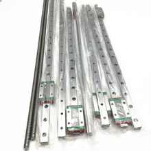 1Set BLV mgn Rails kit 700MM /400mm mgn12H linear rails 2pcs T8 Leas screw 700MM For DIY Anet E12 and Cr-103D Printer - DISCOUNT ITEM  6% OFF Computer & Office