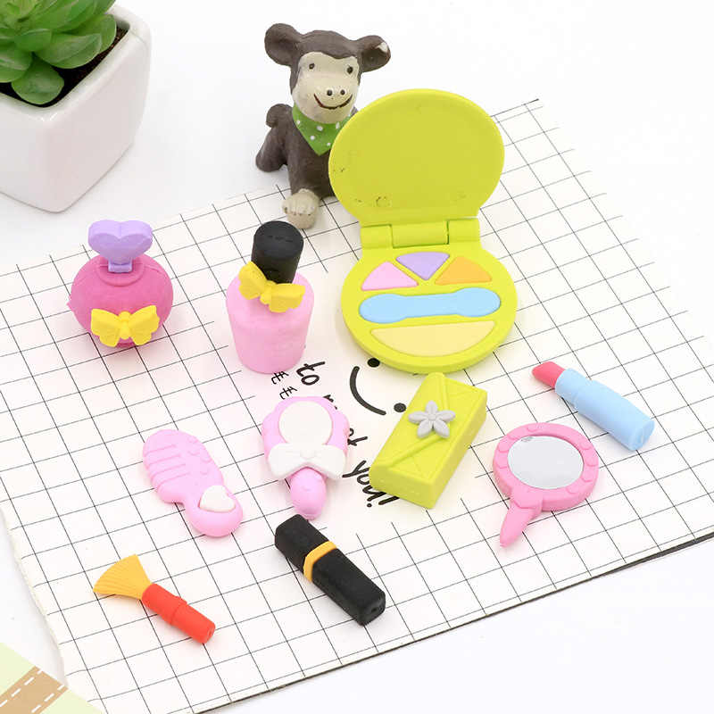 Eraser Kawaii School Office Supplies