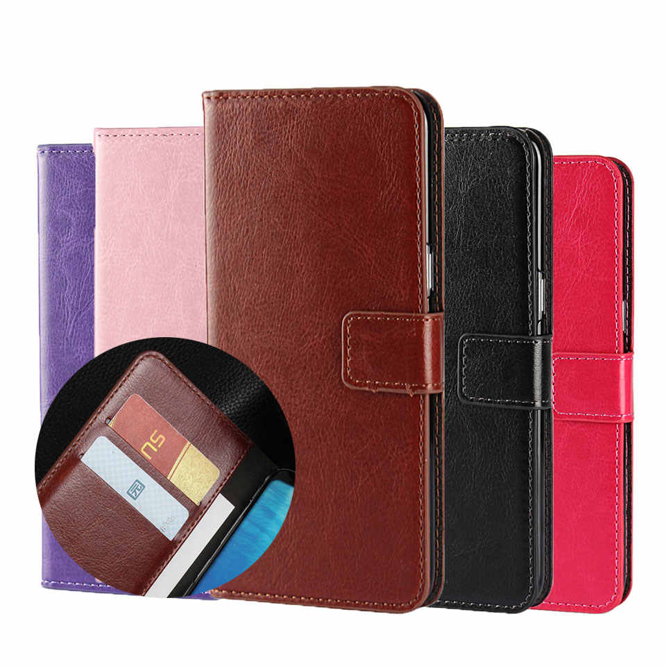 Magnetic Leather Wallet Case For  iphone X SE 5 5s 6 6s 7 8 Huawei P7 P8 Mini P9 P10 Lite 2017 Y530 Y300 Cover Flip Phone Cases