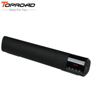 TOPROAD Big Power 10 W HIFI Portable Wireless Bluetooth Speaker for Computer TV Phone