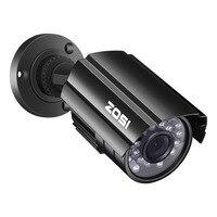 ZOSI CCTV Camera 700TVL 1 3 CMOS 24IR Leds IR Cut Day Night Waterproof Outdoor Home