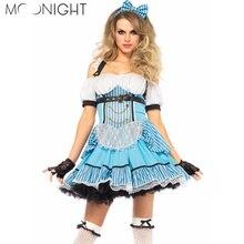 Compra blue maid y disfruta del envío gratuito en AliExpress.com 3d7bc2859385