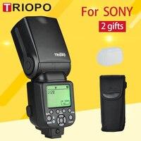 Triopo Speedlite Camera Flash Speedlite TR 960 III 2.4G Wireless For Sony Cameras Genunie A850 A450 A500 A560 A65 A33 A35