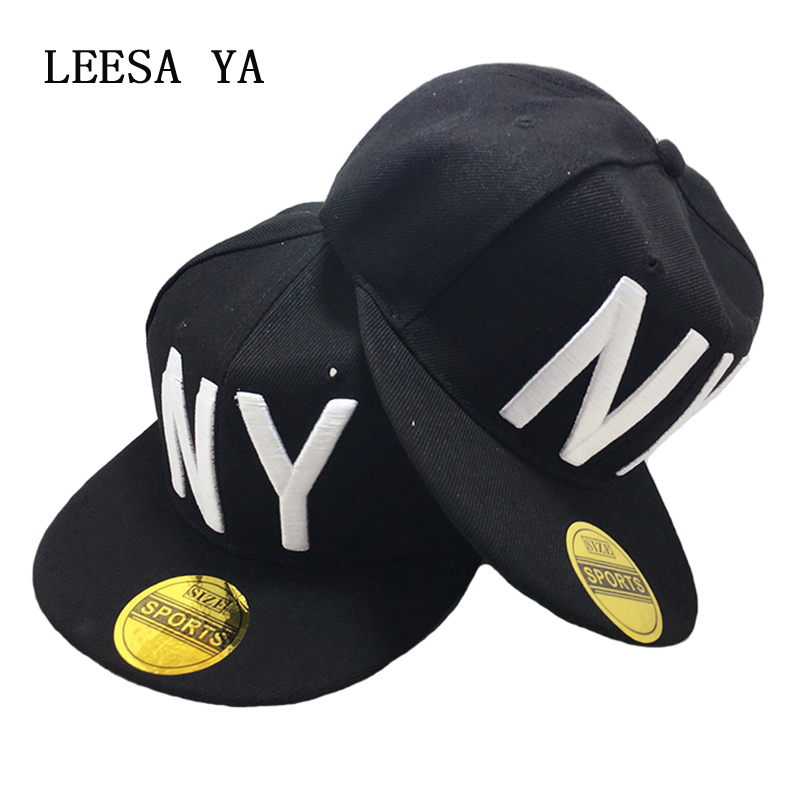 Hot 2017 NY Hats New Fashion Unisex New York Baseball Cap Gorras touca Brand NY Snapback Hat Hip Hop Caps For Men Women 2017 new hot brand cotton men hat baseball cap casual outdoor sports unisex snapback hats cap for men women