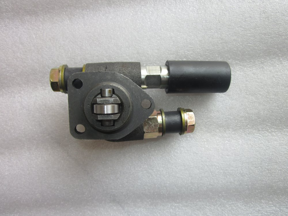 Lijia SL4105 for tractor, the fuel feed pump , part number: zhejiang xinchai 490bt the fuel feed pump left type please check the your pump with picture listed part number