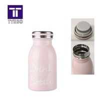 260ml Cartoon Thermos Cup Vacuum Insulate Stainless Steel Vacuum Cup Termos Thermal Mug Insulated Tumbler Birthday