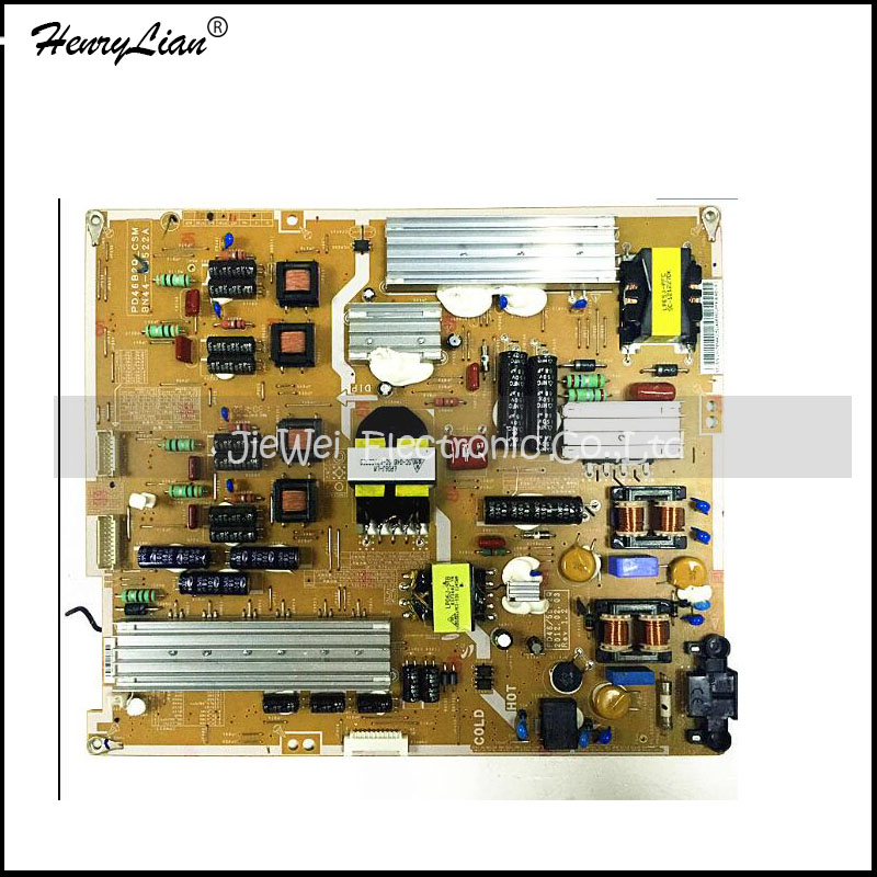 HENRYLIAN Free Shipping    Original 100% Tested Working BN44-00522A Power PD55B2Q-CSM BN44-00523A PD46B2Q-CSM