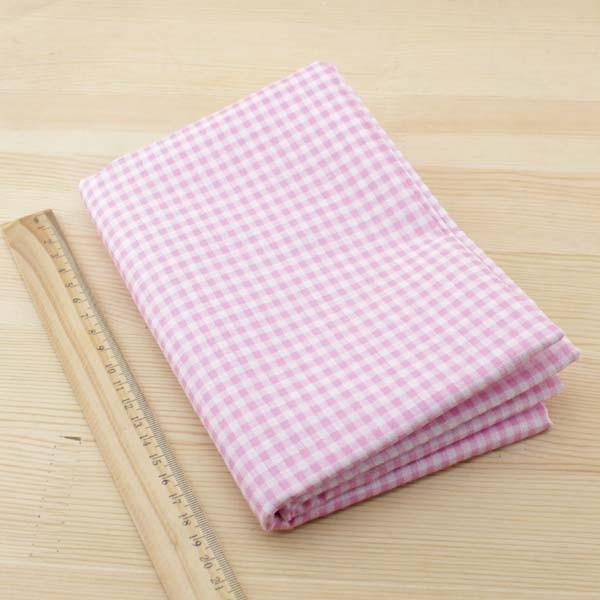 Booksew 7 pcs 50 cm x 50 cm Pink katun kuartal lemak tilda boneka - Seni, kerajinan dan menjahit - Foto 5