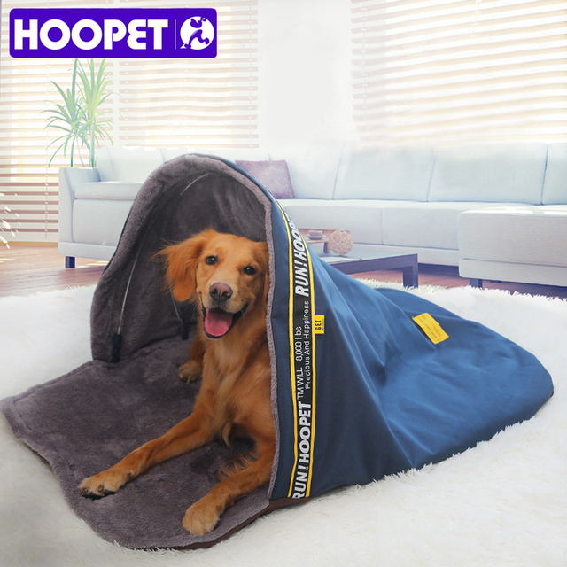 HOOPET Grande Base del Cane Pet Sacco A Pelo del Gatto Cani di Piccola Taglia Ca
