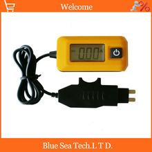 Nowe Auto bezpieczniki tester detektor samochód bezpiecznik tester 0 01A-19 99A idealne auto narzędzie auto elektryczne tester prądu (nie obejmuje baterii) tanie tanio SITOMESIA Fuse tester Bezpiecznik wyłącznik Auto fuse Yellow 0 01A--- 19 99A 20A 48VDC to 10 seconds Use 23A 12V battery operation