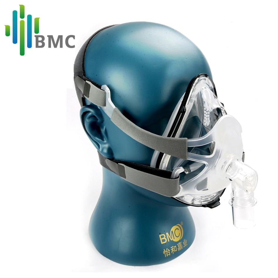 cpap маска анфас