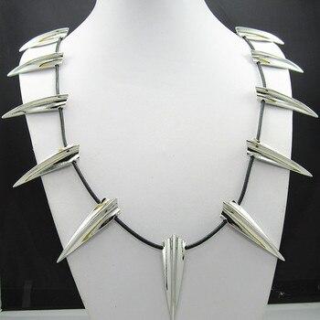 Nuevos vengadores Pantera Negra collar Wakanda rey T'Challa negro Pantera Cosplay collar
