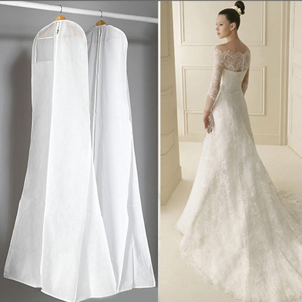Schwarz Weiß Hochzeitskleid Abdeckung Brautkleider Kleidungsstück ...