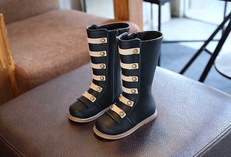 Hot-Sell-Children-Shoes-PU-Leather-Waterproof-Kids-Snow-Boots-Brand-Girls-Boys-Rubber-Boots-Fashion-Winter-Sneakers-Baby-Boots-3